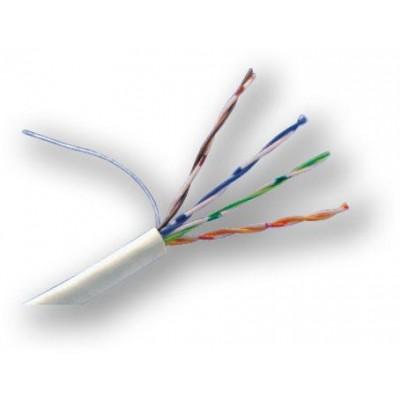 DC-212 C5E UTP-LSZH datový kabel, C5E, LSZH, 305 m