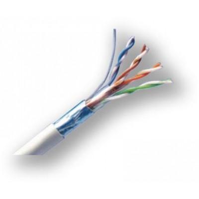 DC-412 C5E FTP-LSZH datový kabel, C5E stíněný, LSZH, 305 m