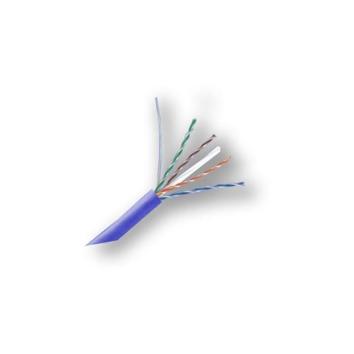 DC-612 C6 UTP-LSZH datový kabel, C6, LSZH, 305 m