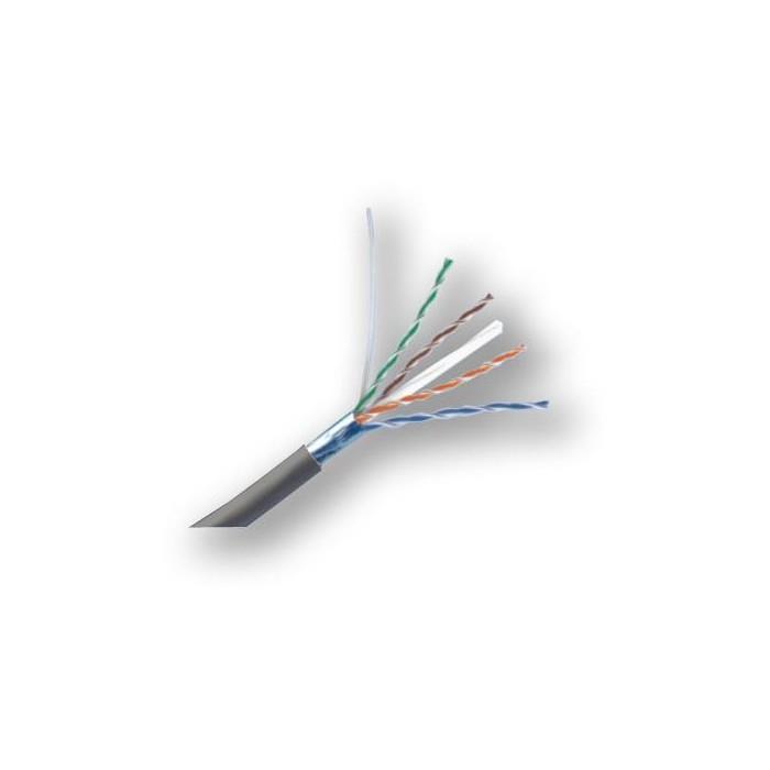 DC-802 C6 FTP datový kabel, C6 stíněný, 305 m