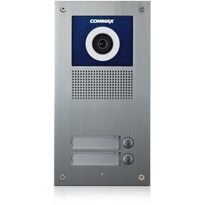 DRC-2UCHD dveřní stan. s kamerou, 2 tlač., HD Ready