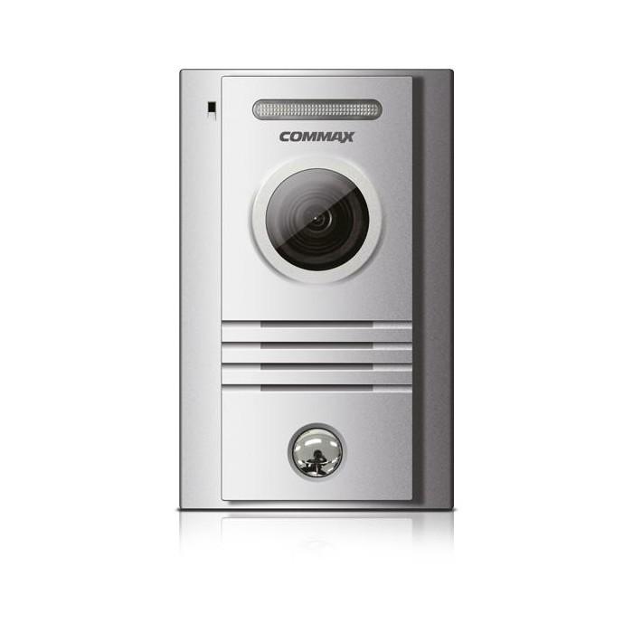 DRC-40K dveřní stanice s kamerou, 1 tlač., CVBS