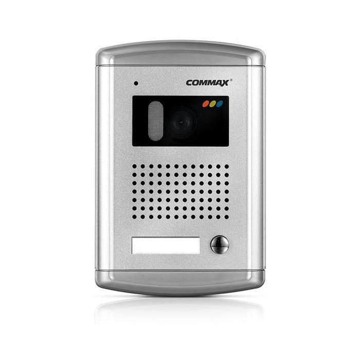 DRC-4CAN dveřní stanice s kamerou, 1 tlač., CVBS