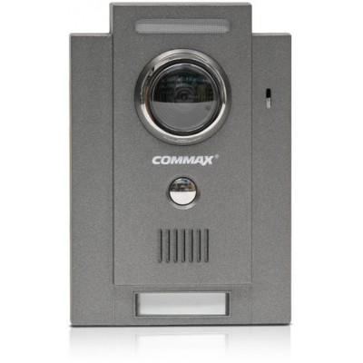 DRC-4CHC dveřní stanice s kamerou, 1 tlač., CVBS