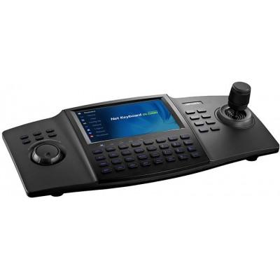 DS-7204HQHI-K1/P/A - 4 kanálový 3MPx TurboHD rekordér, Alarm, PoC