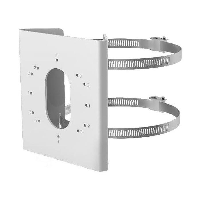 DS-1275ZJ-S-SUS adaptér pro kamery na sloup, krátký, bílý