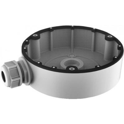 DS-1280ZJ-DM8 - (White) montážní patice pro dome kamery, bílá