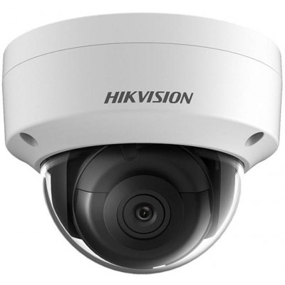 DS-2CD2123G0-I - (2.8mm) 2MPix, IP dome kamera, 2,8mm, WDR, EXIR 30m, IK10