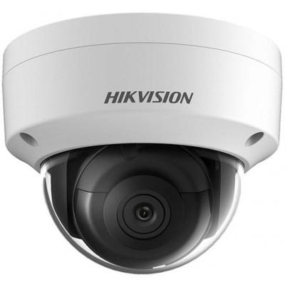 DS-2CD2123G0-IS - (2.8mm) 2MPix, IP dome kamera, 2,8mm, WDR, EXIR 30m, Alarm