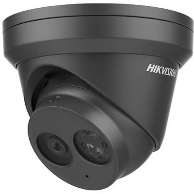 DS-2CD2345FWD-I - (BLACK)(2.8mm) 4MPix, IP dome, 2,8mm, WDR, EXIR 30m, H265+, černá