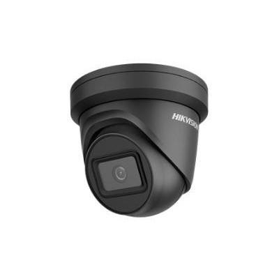 DS-2CD2385FWD-I(B) - (4mm)(Black) 8 Mpx, IP dome kamera, f2.8mm, WDR, EXIR 30m, H265+