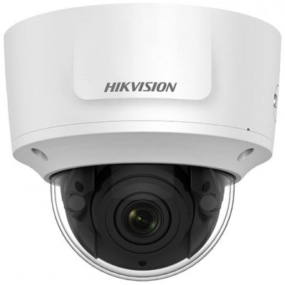 DS-2CE59U8T-AVPIT3Z - 4K Ultra-Low Light Dome kamera TurboHD, WDR+EXIR, IP67, motor.obj. 2,8-12mm