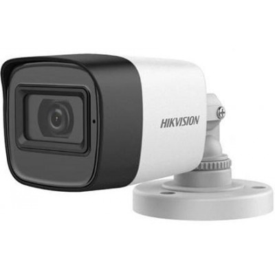DS-2CE16D0T-ITFS - (2.8mm) 2Mpix, 4v1 bullet kamera, 2,8mm, DWDR, EXIR 30m, mikrofon