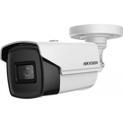 DS-2CE16U1T-IT3F - (3.6mm) 8Mpix, 4v1 bullet kamera, 3,6mm, DWDR, EXIR 60m