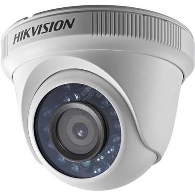 DS-2CE56D0T-IRF - (2.8mm)(C) 2Mpx, 4v1 dome ball kamera, 2,8mm, IR 20m