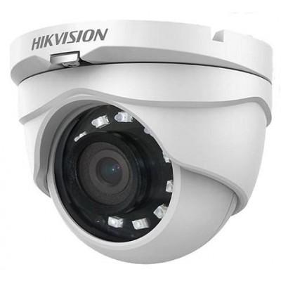 DS-2CE56D0T-IRMF - (2.8mm)(C) 2Mpx, 4v1 dome ball kamera, 2,8mm, IR 20m