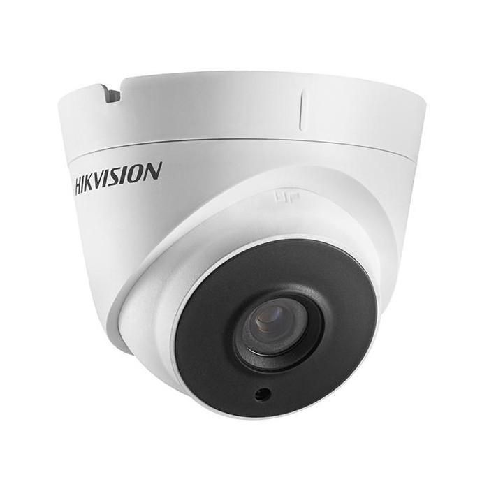 DS-2CE56D0T-IT1F - (3.6mm)(C) 2Mpx, 4v1 dome ball kamera, 3,6mm, EXIR 30m