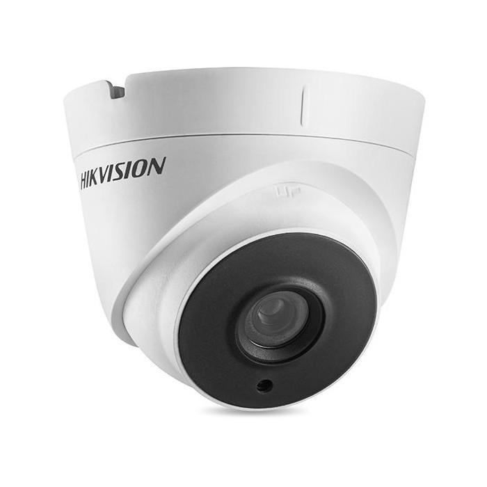 DS-2CE56D8T-IT3F - (2.8mm) 2Mpix, 4v1 dome ball kamera, 2,8mm, WDR, EXIR 60m