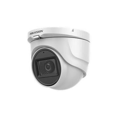 DS-2CE76H0T-ITMFS - (2.8mm) 5Mpix, 4v1 dome ball kamera, 2,8mm, DWDR, EXIR 30m, mikrof.
