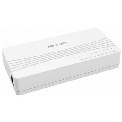 DS-3E0108D-E switch 8 portů 10/100Mbps