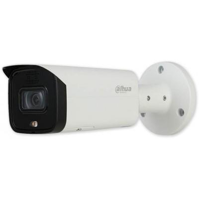 IPC-HFW5241T-AS-PV - 2,8 mm 2Mpix Starlight, 60m, IR a bílé LED, AI, siréna