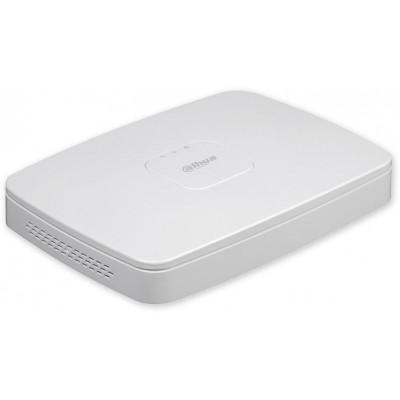 NVR4108-8P-4KS2/L 8CH, 8Mpix, 1xHDD (až 10TB), 80 Mb, PoE