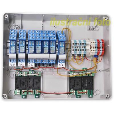 DS-K1T501SF, venkovní přístupový terminál se čtečkou otisků prstů, 2Mpx kamera, RFID, Hikvision