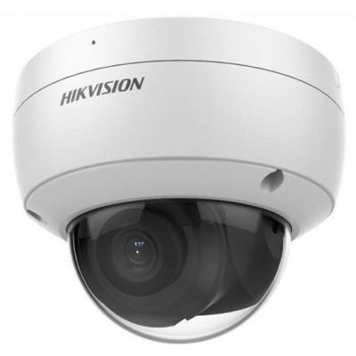DS-2CD2542FWD-IWS/4 - Mini DOME IR kamera s WDR, 4MPix, f4mm, IP67, Alarm, Audio, Wi-Fi