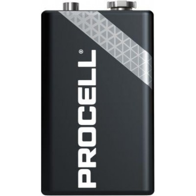 Baterie 9V, Duracell Procell alkalická baterie řada Industry