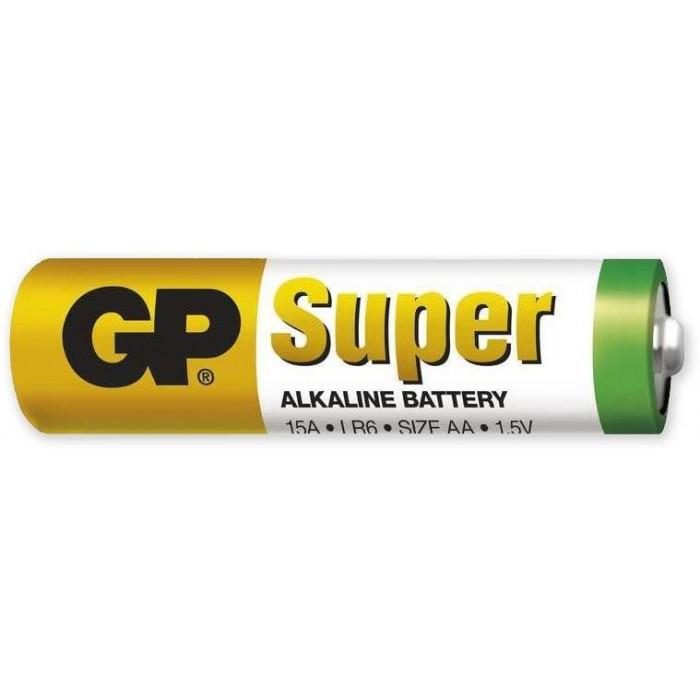 Baterie AA, GP super Long life