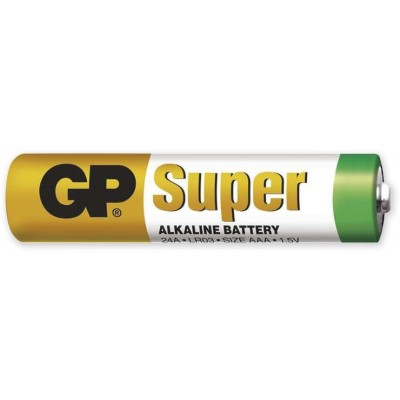 Baterie AAA, GP super Long life