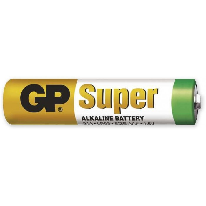Baterie AAA, GP super Long life