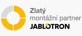 Platinový montážní partner JABLOTRON